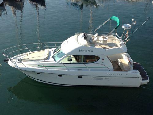 Imbarcazione a motore Jeanneau Prestige 32 (2007)