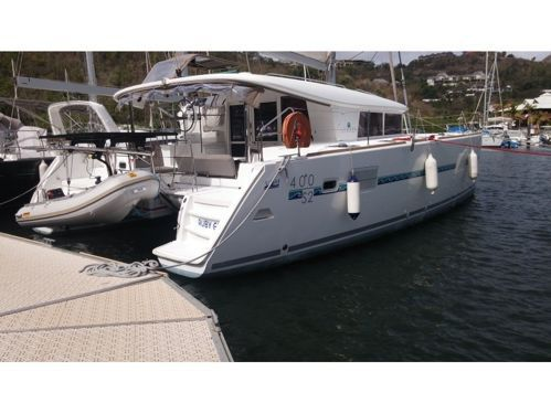 Catamaran Lagoon 400 S2 · 2013