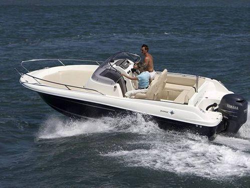 Speedboat Jeanneau Cap Camarat 6.5 WA · 2013