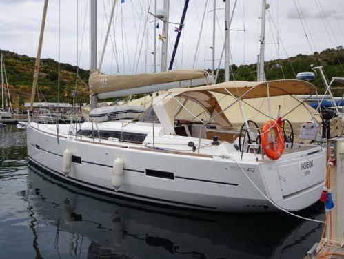 Barca a vela Dufour 412 Grand Large · 2018