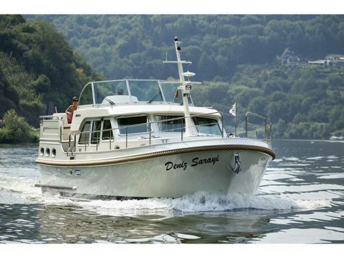 Houseboat Linssen Grand Sturdy 40.0 AC · 2018
