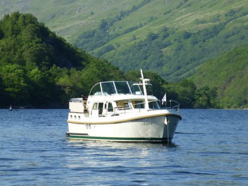 Houseboat Linssen Grand Sturdy 40.9 AC (2013)