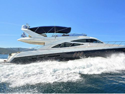 Motorboat Sealine T 60 · 2009