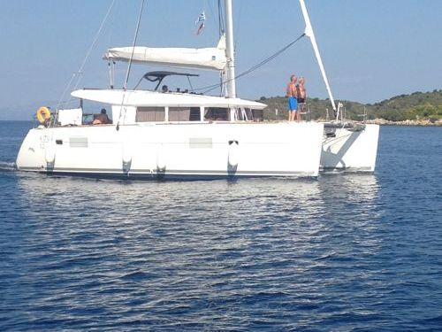 Catamaran Lagoon 400 S2 (2015)
