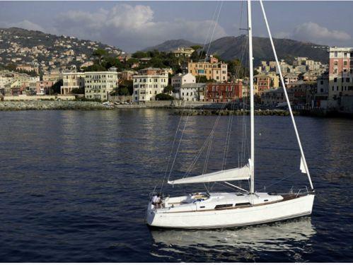 Sailboat Hanse 400 (2006)