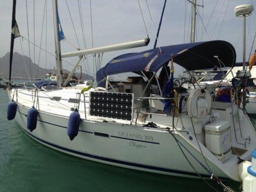 Segelboot Beneteau Oceanis 393 (2002)
