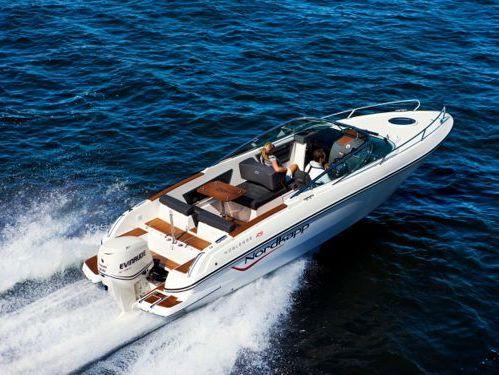 Speedboat X 0 · 2015