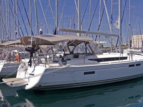 Barca a vela Jeanneau Sun Odyssey 469 (2014)