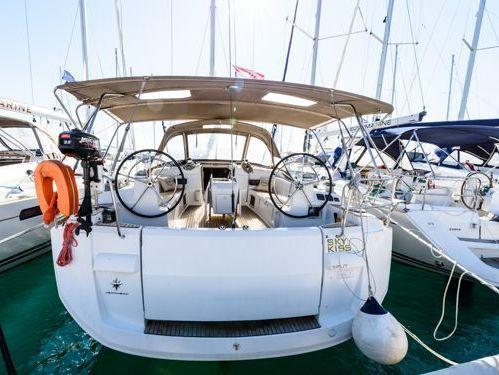 Barca a vela Jeanneau Sun Odyssey 509 (2013)