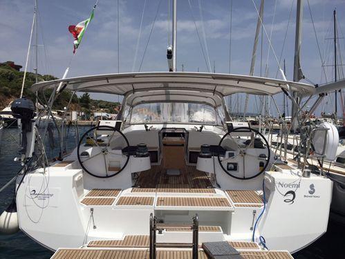 Barca a vela Jeanneau Oceanis 55 · 2015