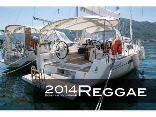 Segelboot Beneteau Oceanis 41 · 2014