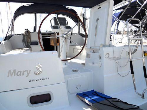 Barca a vela Beneteau Oceanis 37 · 2010