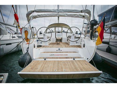 Sailboat Bavaria Cruiser 51 (2014)