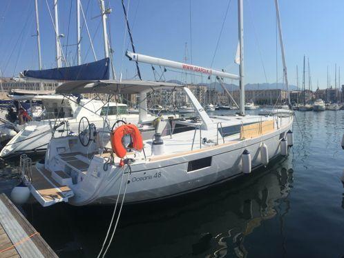 Barca a vela Beneteau Oceanis 48 (2015)