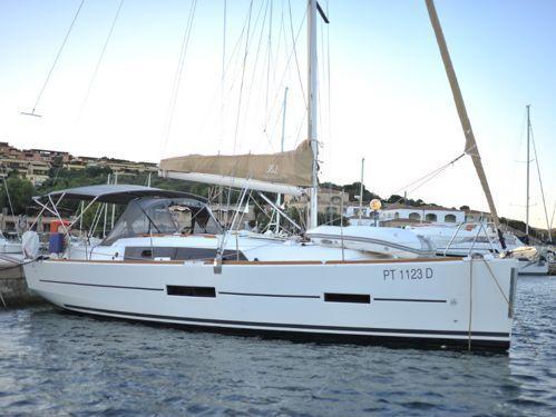 Barca a vela Dufour 382 Grand Large · 2016