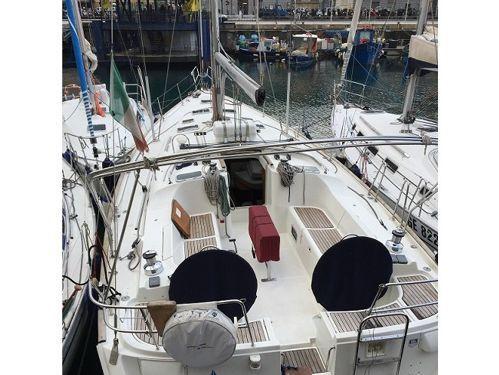 Zeilboot Beneteau Oceanis 473 · 2002