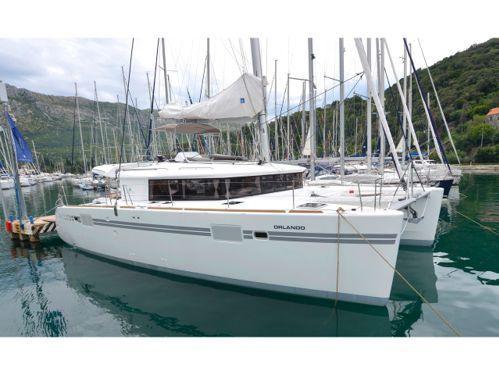 Catamarano Lagoon 450 (2016)