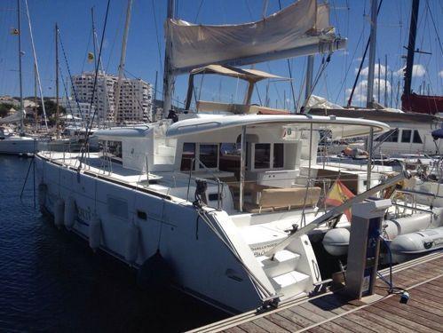 Catamaran Lagoon 450 · 2012