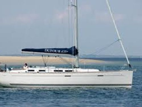 Barca a vela Dufour 425 Grand Large · 2009