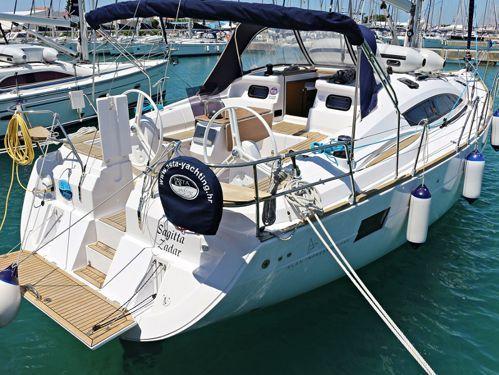 Sailboat Elan Impression 444 · 2013