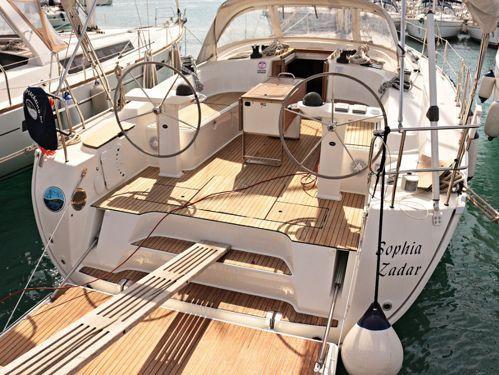 Segelboot Bavaria Cruiser 45 (2012)
