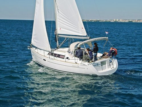 Segelboot Beneteau Oceanis 34 (2009)