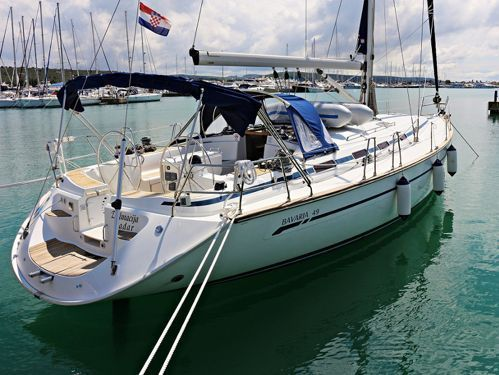Segelboot Bavaria 49 (2004)