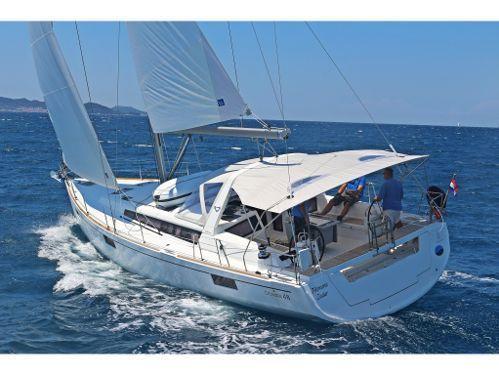 Zeilboot Beneteau Oceanis 48 (2014)