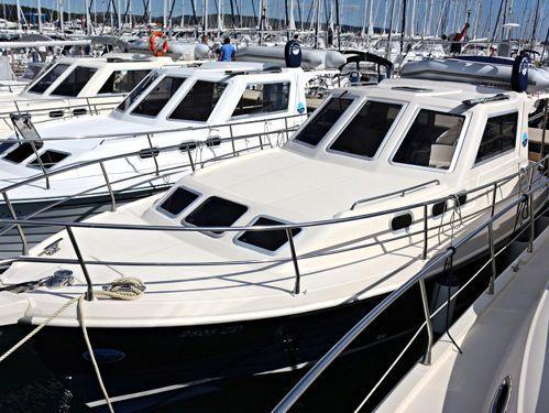 Motorboat Sas Vektor Adria 1002 (2012)