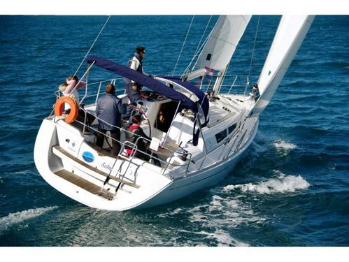 Sailboat Jeanneau Sun Odyssey 36 i · 2009