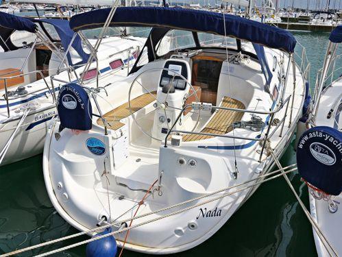 Segelboot Bavaria Cruiser 33 (2007)