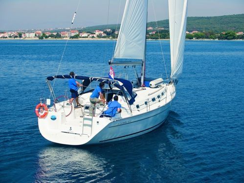 Segelboot Beneteau Cyclades 43.4 (2008)