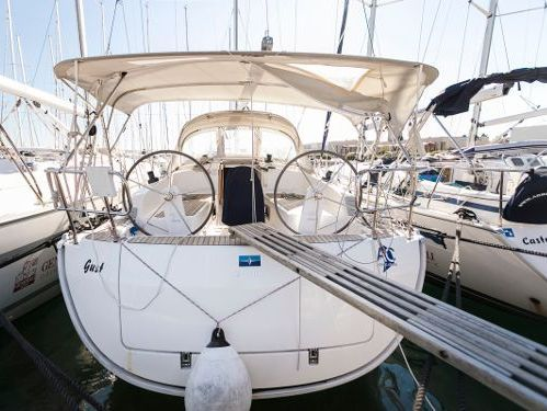 Segelboot Bavaria 37 · 2015
