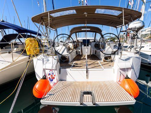 Zeilboot Jeanneau Sun Odyssey 479 · 2016
