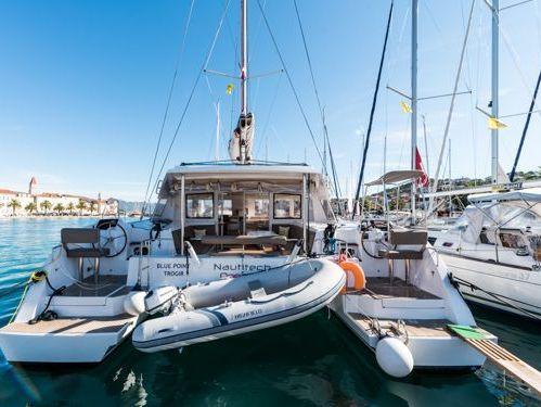 Catamarán Nautitech 40 Open · 2016