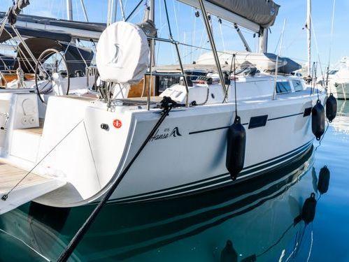 Barca a vela Hanse 415 · 2017