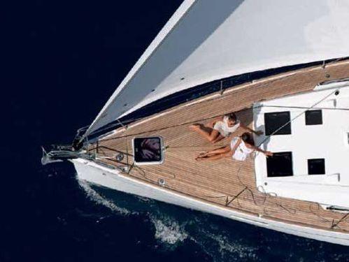 Barca a vela Beneteau Oceanis 45 (2016)