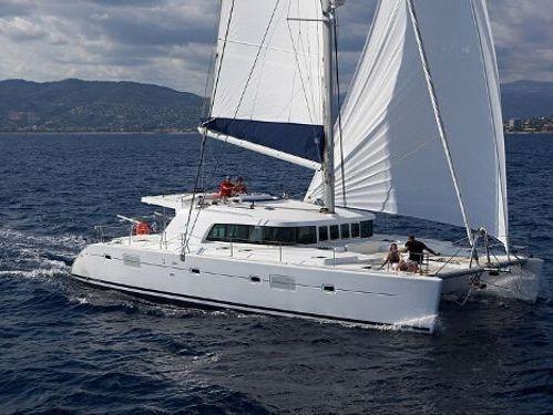 Catamarano Lagoon 500 · 2007