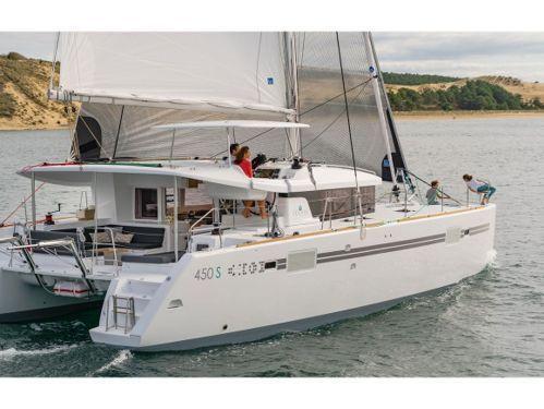 Catamaran Lagoon 450 S · 2017