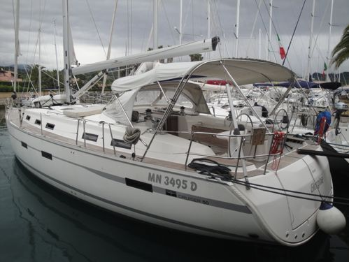 Segelboot Bavaria Cruiser 50 (2011)