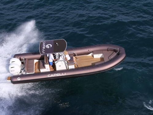 RIB Jokerboat Clubman 28 · 2019
