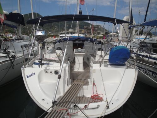 Zeilboot Bavaria Cruiser 42 · 2008