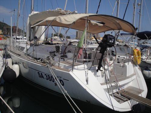 Sailboat Jeanneau Sun Odyssey 49 · 2008