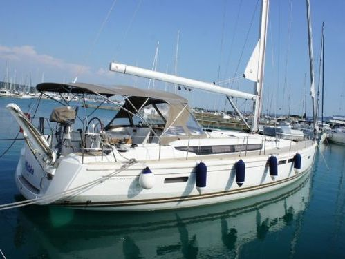 Segelboot Jeanneau Sun Odyssey 509 · 2012