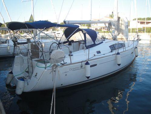 Segelboot Beneteau Oceanis 43 (2011)