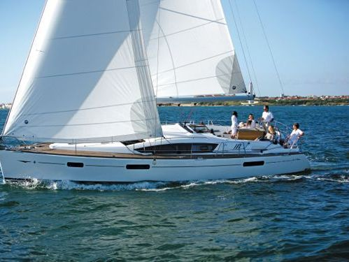 Barca a vela Jeanneau 42 (2012)