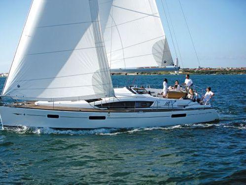 Segelboot Jeanneau 42 · 2012