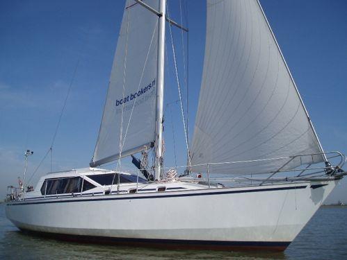 Segelboot Van De Stadt 40 · 2002
