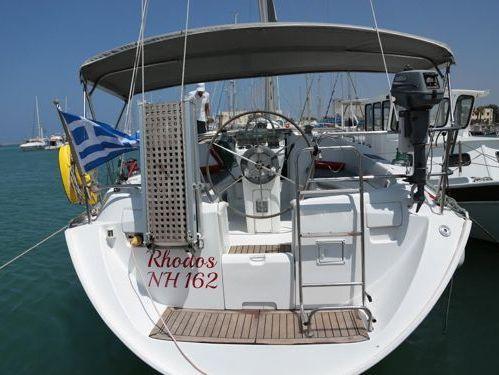 Barca a vela Beneteau Oceanis 36 (2004)