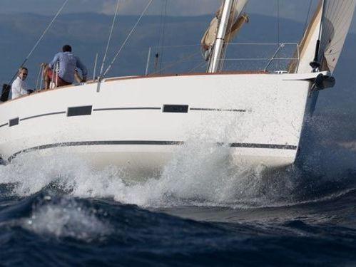Sailboat Dufour 460 · 2016